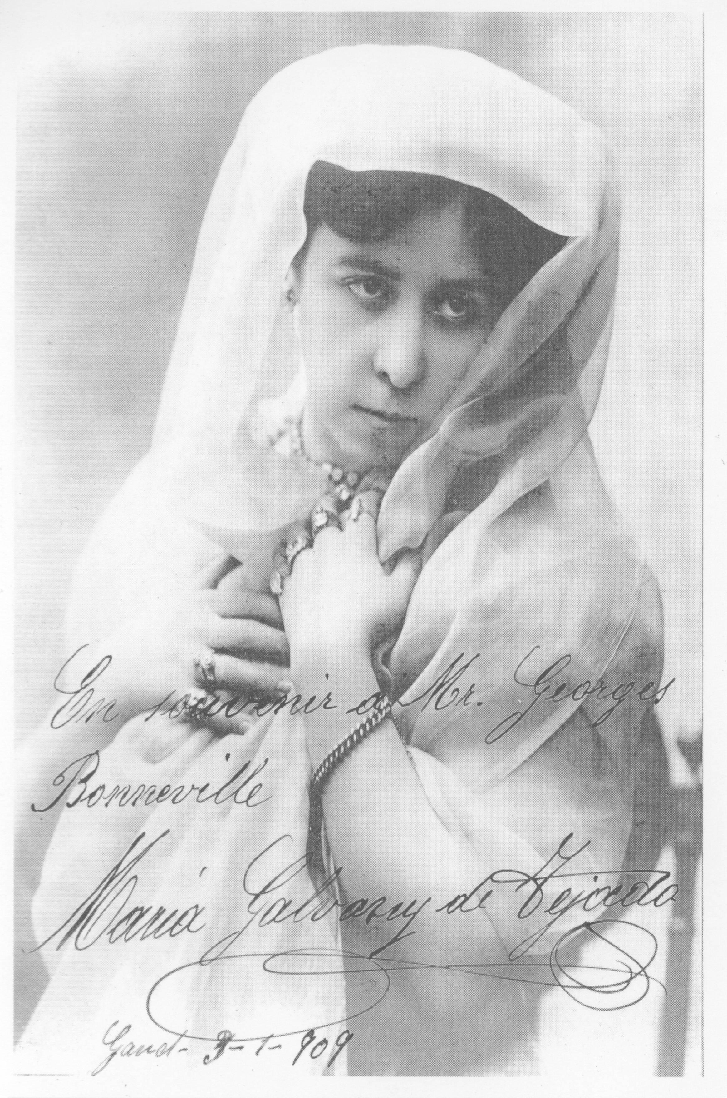 Maria Galvany de Tejada